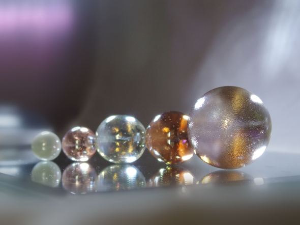 Five Marbles