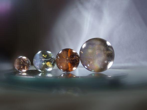 Marbles again