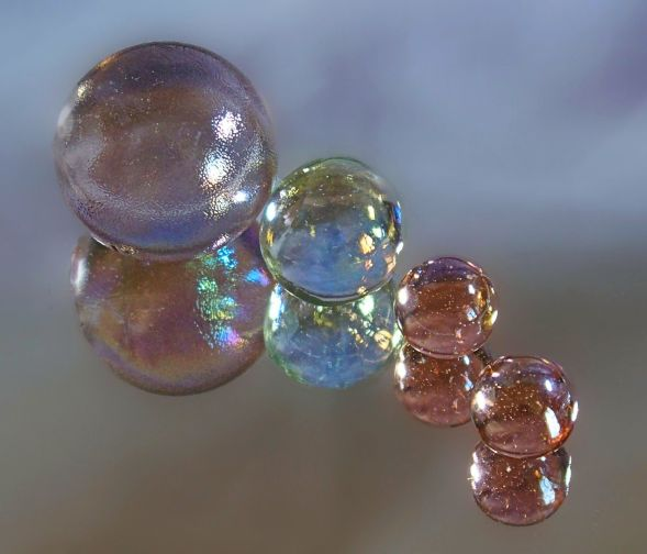 Four Marbles
