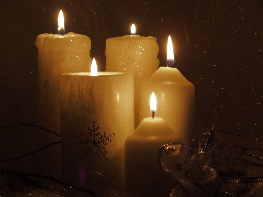 Candles (2/6)