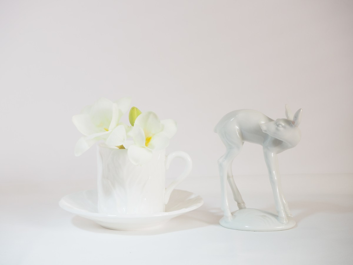 Deer and Teacup 2